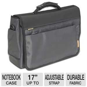 Microsoft 39001 17&quot; Inch Impact Messenger Bag