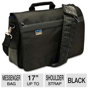Microsoft 39009 MT Messenger Laptop Bag