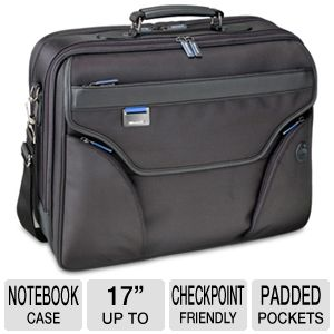 Microsoft 39107 MT Checkpoint Friendly Laptop Bag
