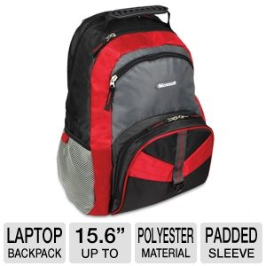Samsill 15.6&quot; Microsoft Laptop Backpack
