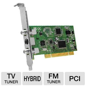 KWorld PC150-U Hybrid ATSC Hybrid HDTV Tuner Card