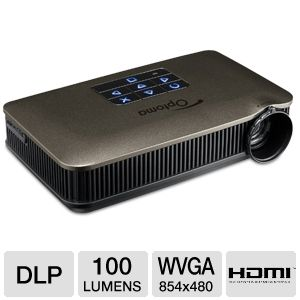 Optoma PK320 WVGA 1080i DLP Projector