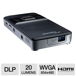 Optoma PK201 Pico Pocket Projector