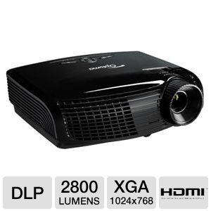 Optoma TX542-3D Portable DLP Projector