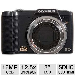 Olympus SZ-20 Full HD Digital Camera