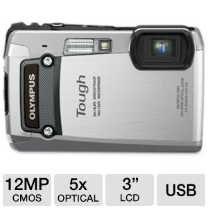 Olympus Tough TG-820 iHS Digital Camera