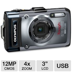Olympus Tough TG-1 iHS Digital Camera