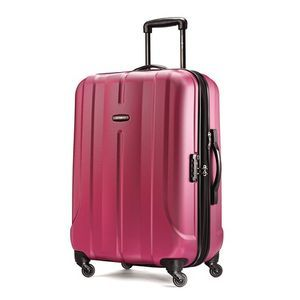 "Samsonite Fiero Hardside 24"" Spinner in Purple"