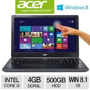 Acer Aspire Notebook - Core i3, 4GB, 15.6""