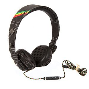 Marley Riddim On-ear Headphones