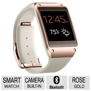 Samsung Galaxy Gear Smart Watch - Rose Gold REFURB