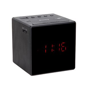 Sony Basic Clock Radio - ICFC1BLACK