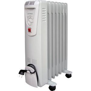 OPTIMUS HEATER PORTABLE OIL FILLED RADIATOR