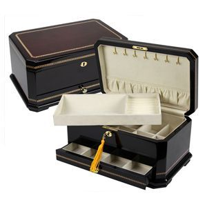 Quality Importers The Grace Jewelry Box