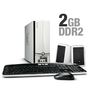 Emachines EL1300G-01w Desktop PC