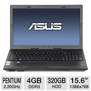 Asus X54C-BBK3-A Refurbished Notebook PC