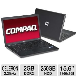"Compaq Presario CQ56-219WM 15.6"" Notebook PC"