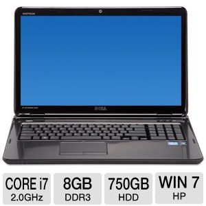 Dell Inspiron 17R N7110 Refurbished Notebook PC