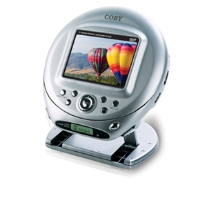 Coby TF-DVD500 Portable DVD/CD/MP3 Player