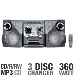 Philips FWM575 MP3/WMA Mini Hi-Fi System