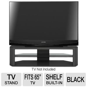 Pinnacle TV6073 Black HDTV Stand
