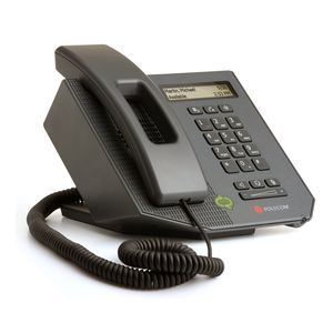 Polycom CX300 Desktop Phone for Microsoft� Lync�