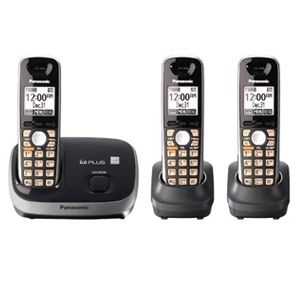 Panasonic KX-TG6513B Digital Cordless Phone