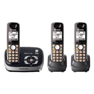 Panasonic KX-TG6533B Cordless Answering System