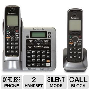 Panasonic Link-To-Cell Cellular Cordless Phone