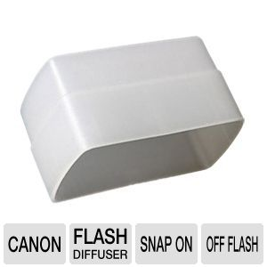 Polaroid Flash Diffuser - Canon 580, 580 II EX 