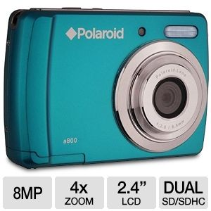 8MP Digital Camera