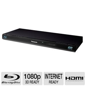 Panasonic DMP-BDT110 3D Blu-ray Disc Player REFURB