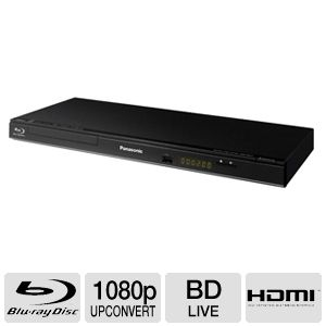 Panasonic DMP-BD75 Blu-ray Player REFURB