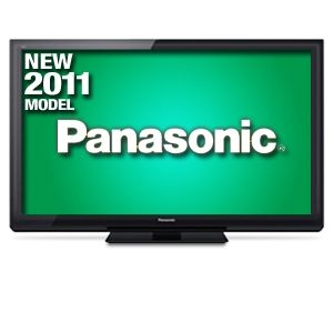 "Panasonic TC-P42ST30 Viera 42"" 3D Plasma HD Bundle"