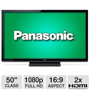 "Panasonic TCL55ET5 55"" 1080p 120Hz WiFi 3D TV RB"