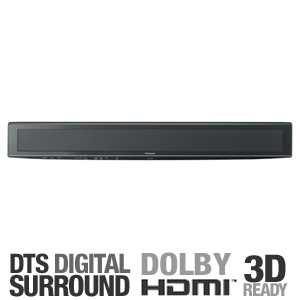 Panasonic SCHTB10 Sound Bar Home Theater System