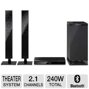 Panasonic 2.1 Channel Optical Home Theater