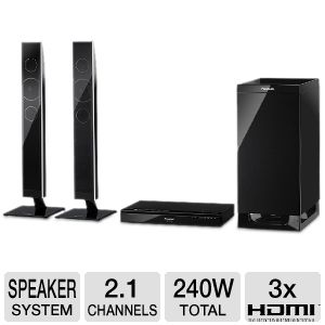 Panasonic SC-HTB550 Home Theater Soundbar System