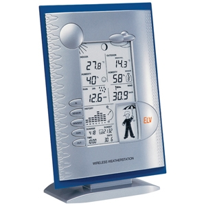 P3 E9300 Professional Weather Station