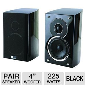Pure Acoustics NOBLE-IIS Bookshelf Speakers
