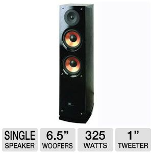 Pure Acoustics SUPERNOVA5-F Single Tower  Speaker