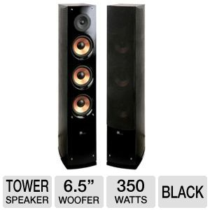 Pure Acoustics SUPERNOVA8-F Tower Speaker