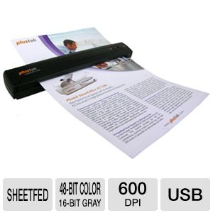 Plustek S400 Mobile Office Scanner