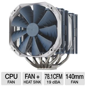 Phanteks Dual Heat Pipe Multi-Socket CPU Fan Blue