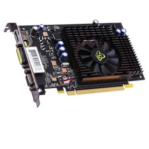XFX GeForce GT 220 1GB DDR2 HDMI Video Card