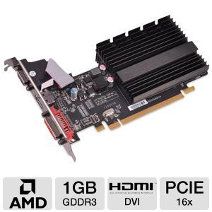 XFX ONE R-Series Radeon HD 5450 Video Card
