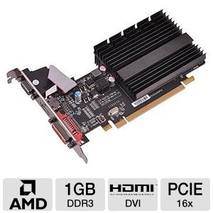 XFX Radeon HD 5450 1GB DDR3 PCIe Video Card