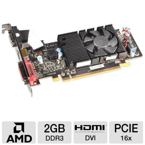 XFX Radeon HD 6570 2GB DDR3 Video Card