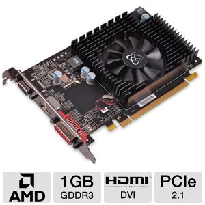 XFX Radeon HD 6570 1GB GDDR3 Video Card