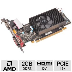 XFX Radeon HD 6670 2GB DDR3 Video Card